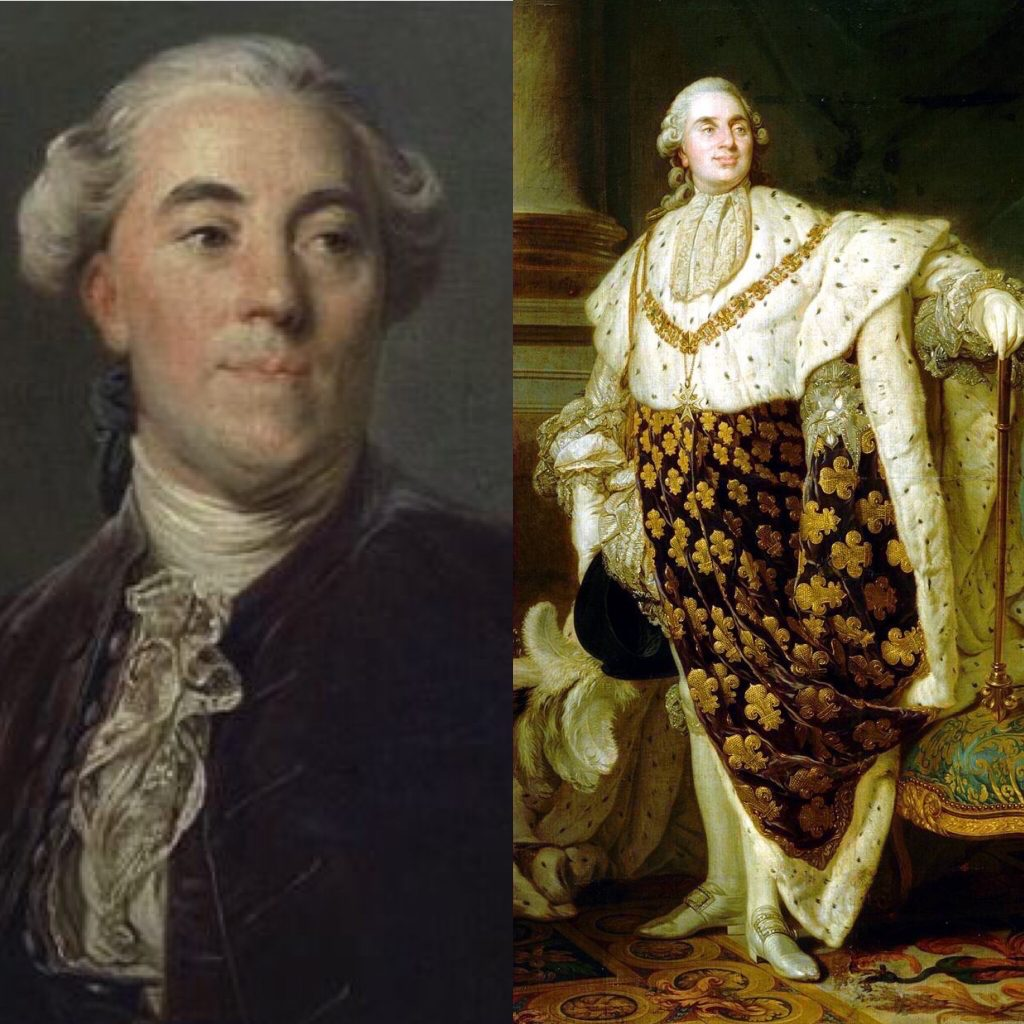 Jacques Necker e Louis XVI