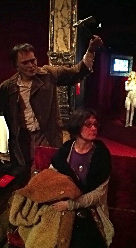 Musée Grévin - Frankenstein