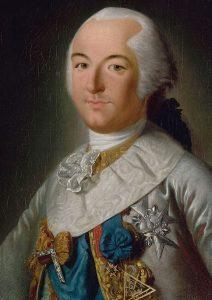 Louis-Philippe d'Orléans, futuro Philippe Égalité