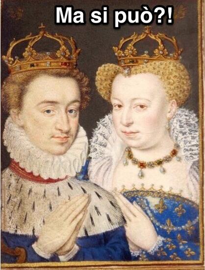 Henri de Navarre e Margot