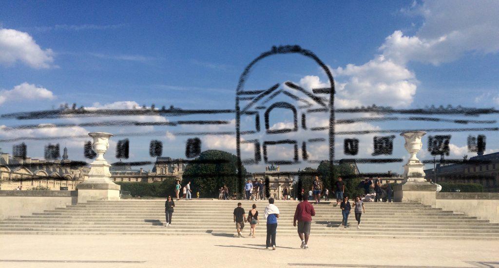 Il palazzo fantasma delle Tuileries