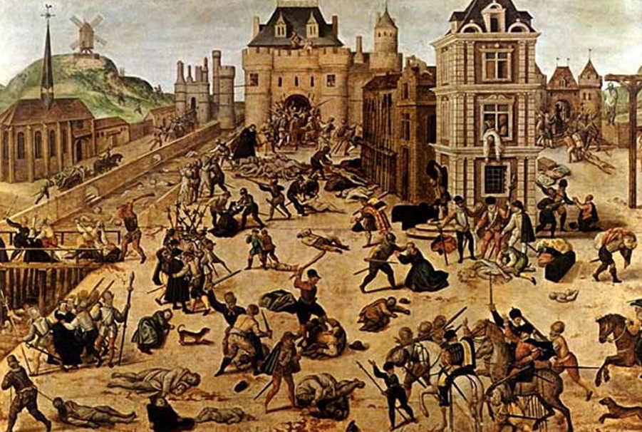 Il massacro si San Bartolomeo