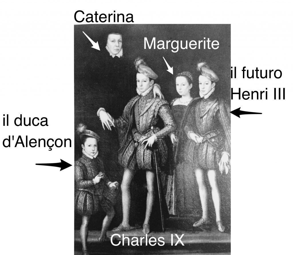 Caterina e i suoi figli