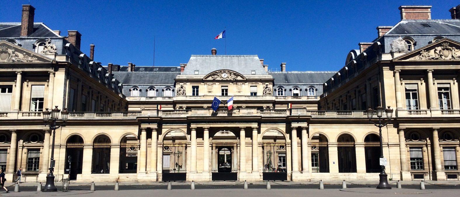 Palais-Royal oggi