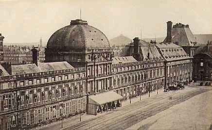 Il palazzo delle Tuileries
