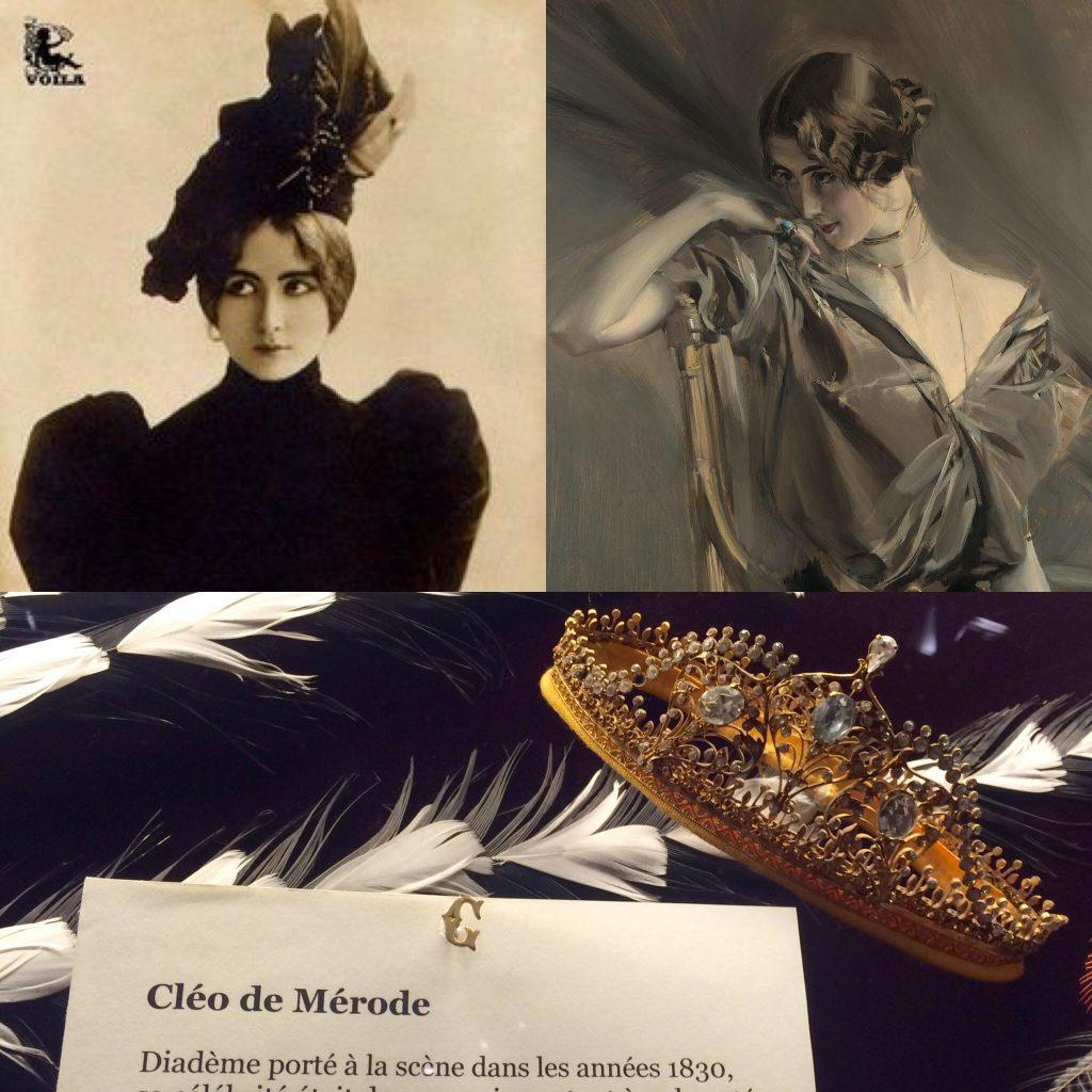 Diadema di Cléo de Mérode