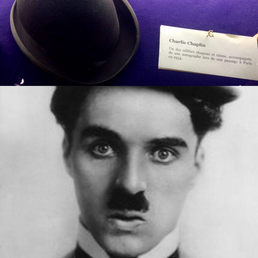 Bombetta di Charlie Chaplin