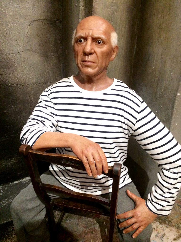Picasso al Grévin