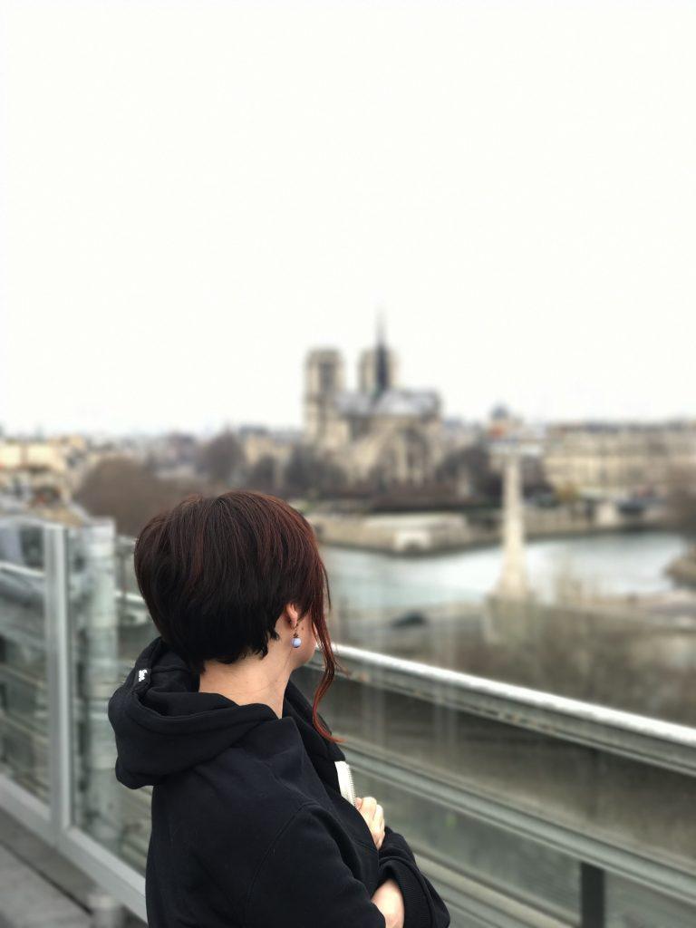 Moi e Notre-Dame
