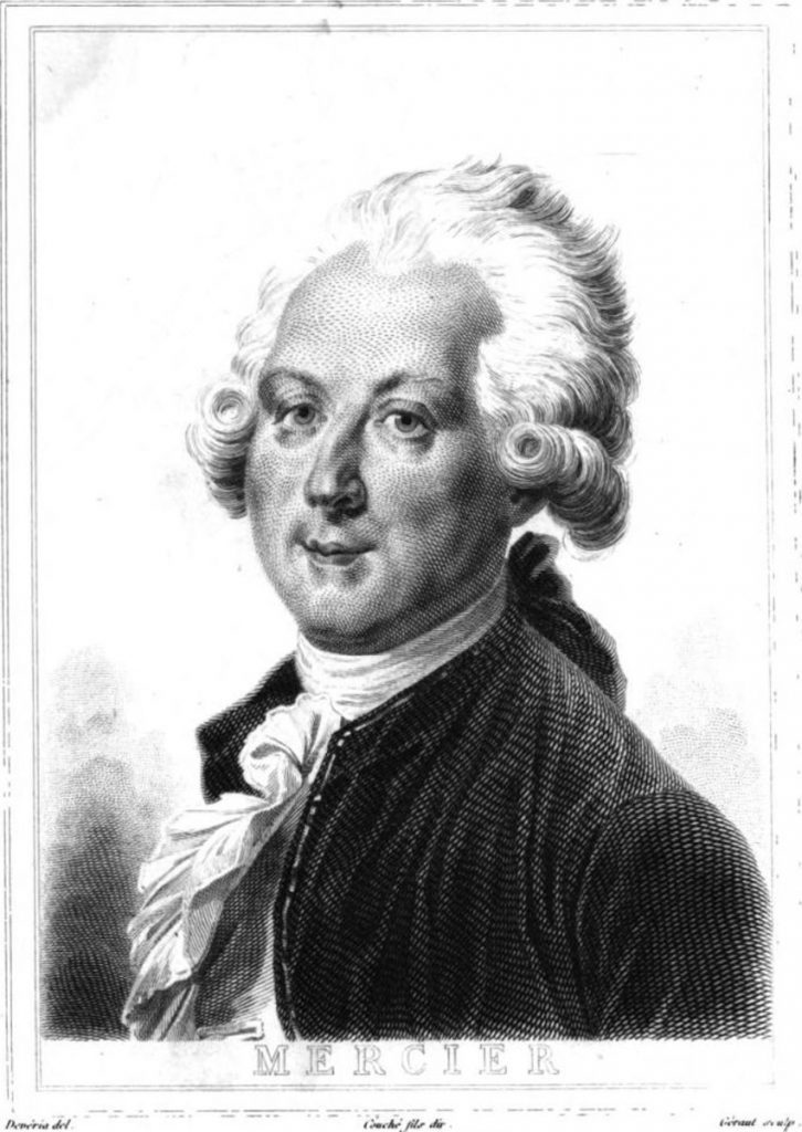 Louis-Sebastien Mercier