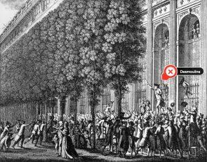 Camille Desmoulins 1789 / Prieur - Camille Desmoulins 1789 / Prieur - Camille Desmoulins 1789/D'ap.Prieur le J