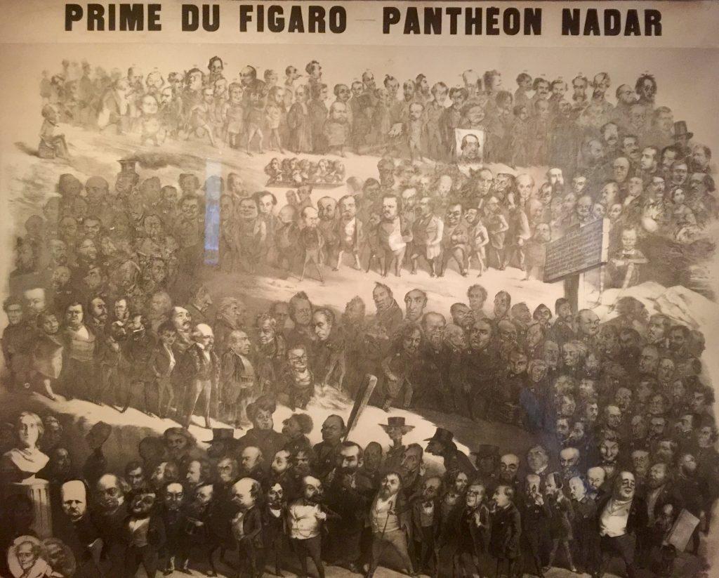 Pantheon Nadar