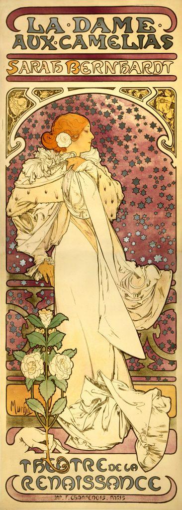 La Signora delle Camelie, Mucha
