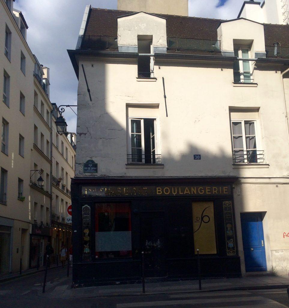 Casa popolare epoca Louis XIII