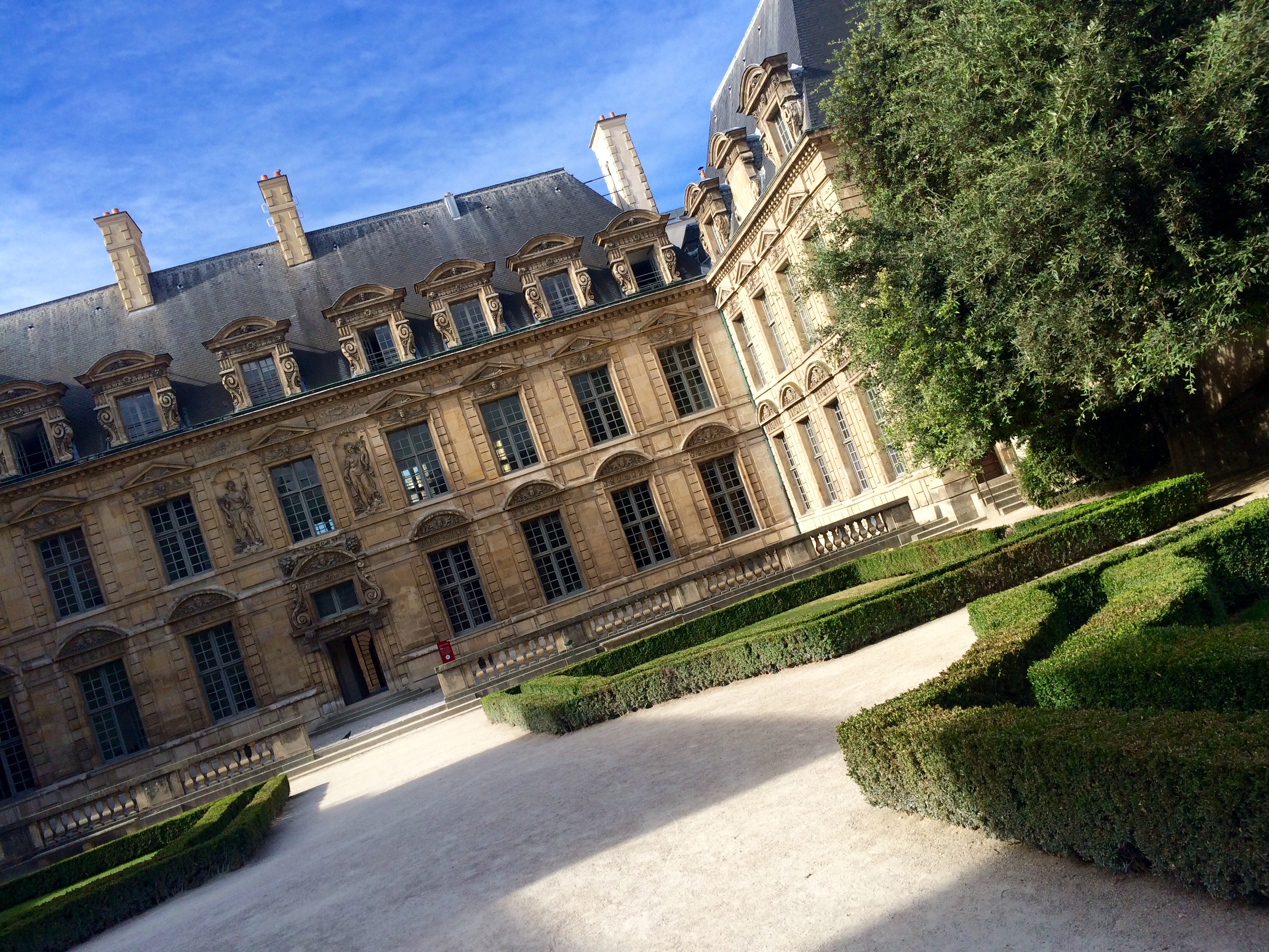Giardino Hôtel de Sully