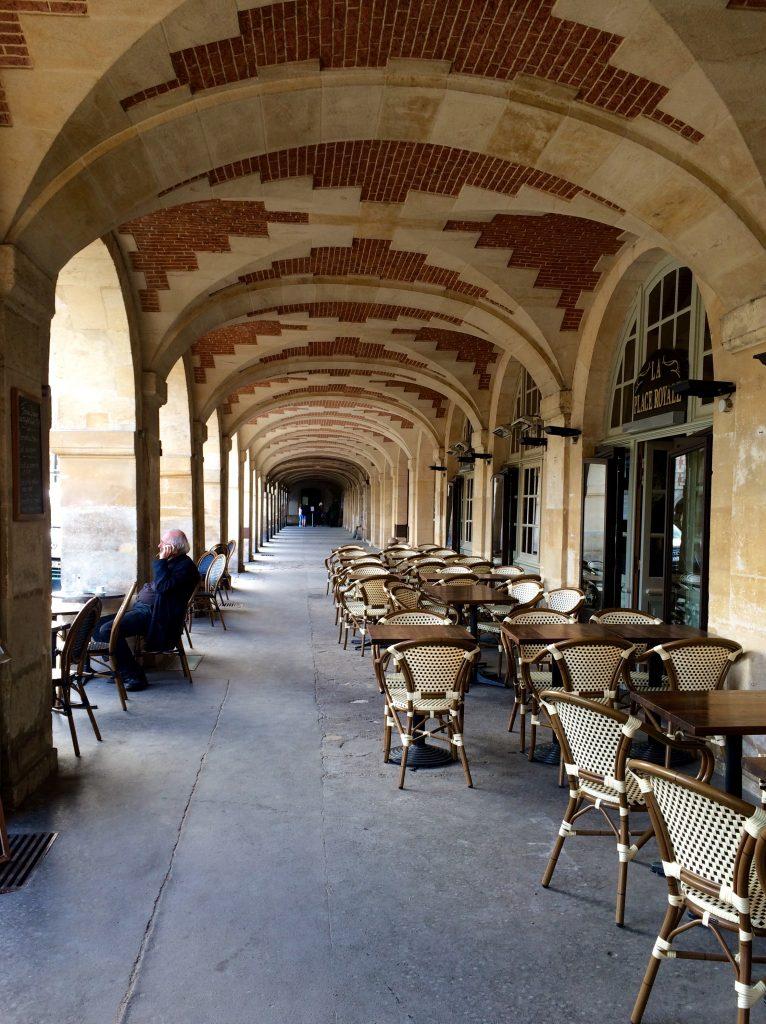 Portico Place des Vosges