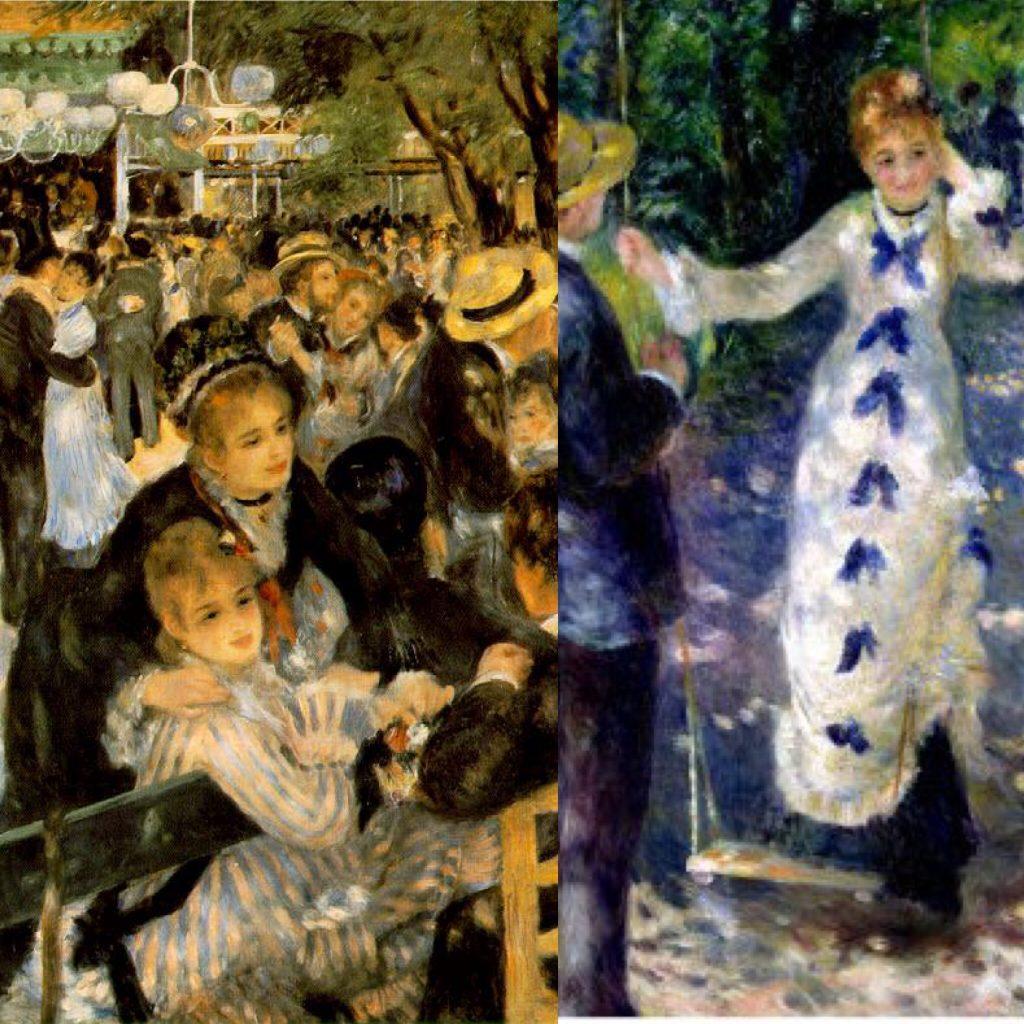 Opere Renoir