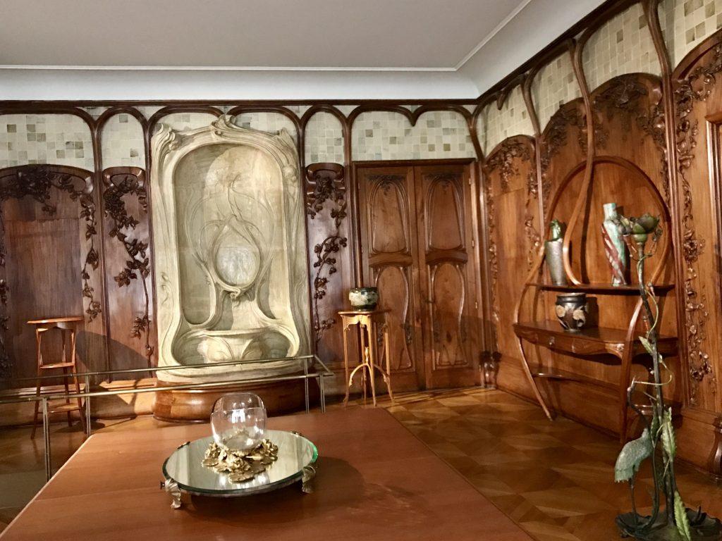 Charpentier Art Nouveau