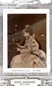 Sarah Bernhardt Ruy Blas