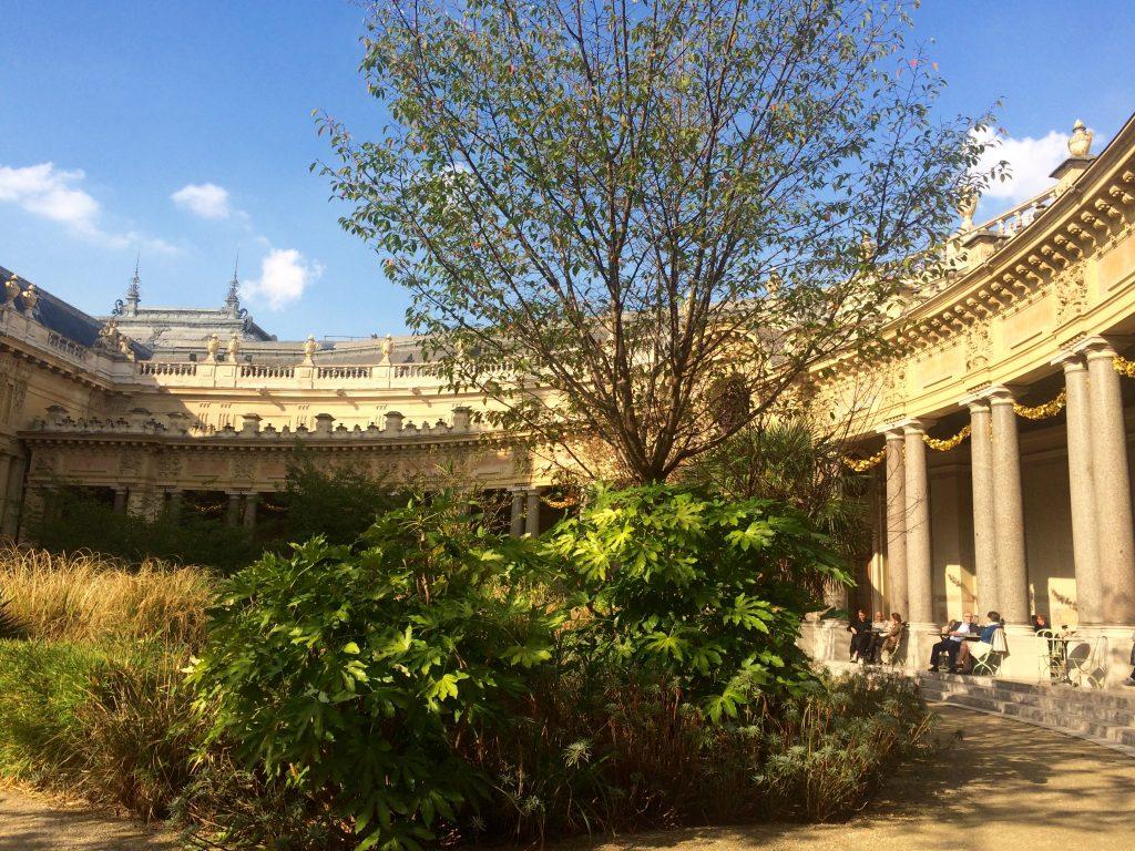 Petit Palais, giardino