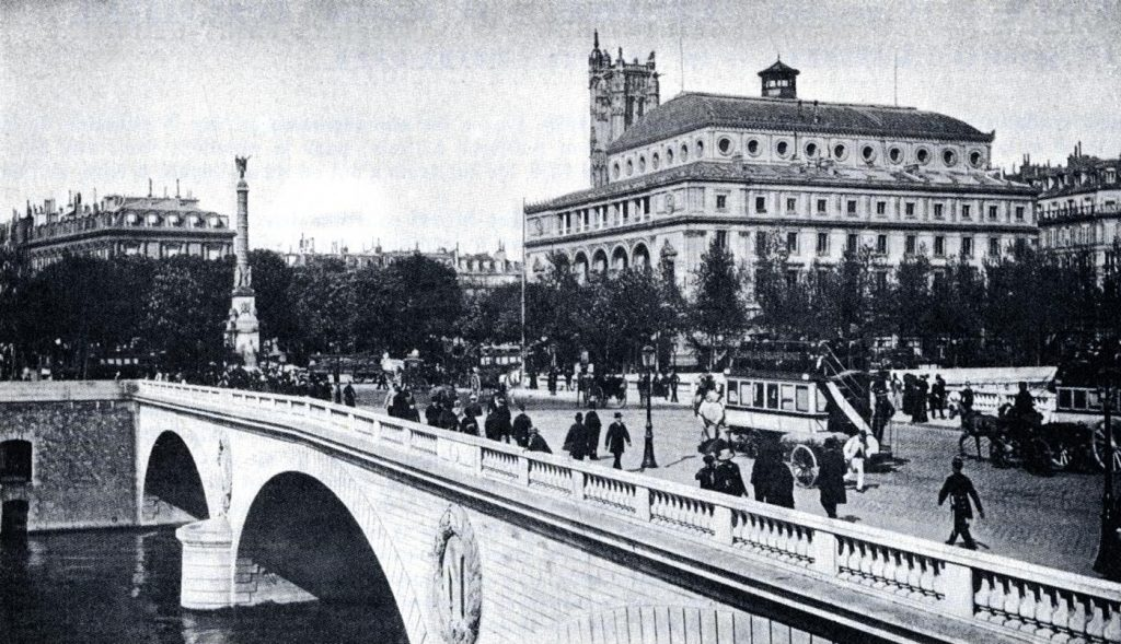Théatre Sarah Bernhardt