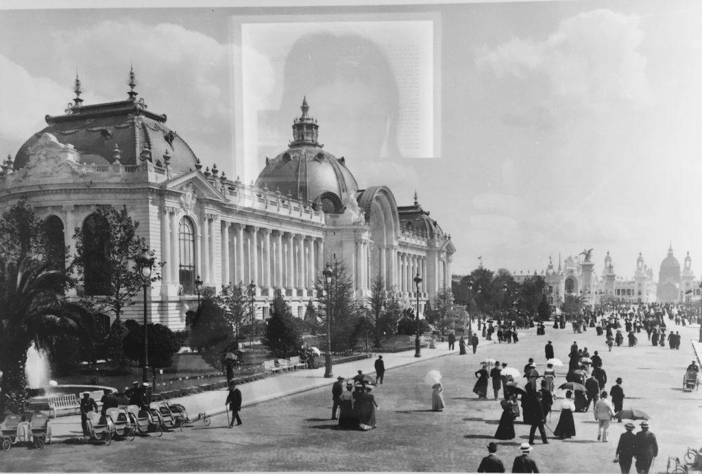 Petit Palais bianco e nero