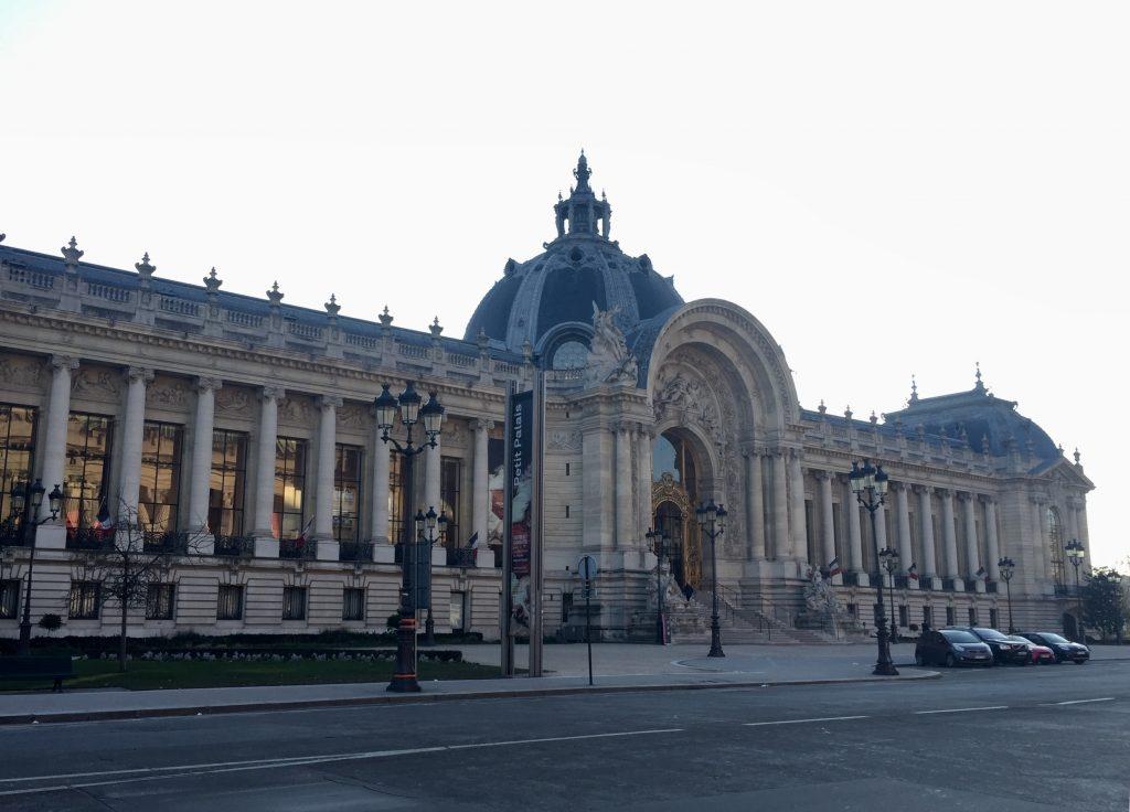 Petit Palais oggi