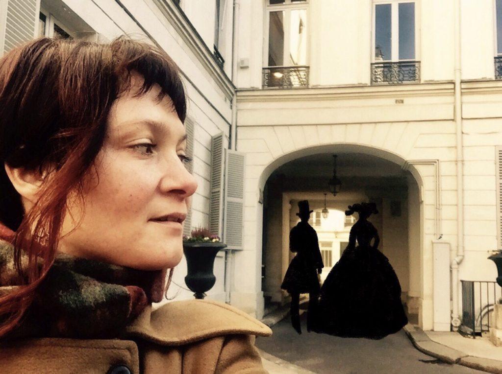 Fantasmi a Square d'Orléans
