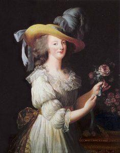Marie-Antoinette chemise