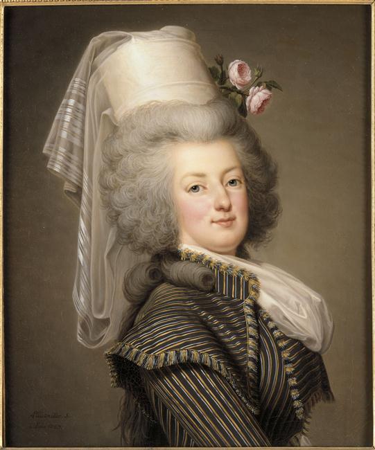Marie-Antoinette redingote