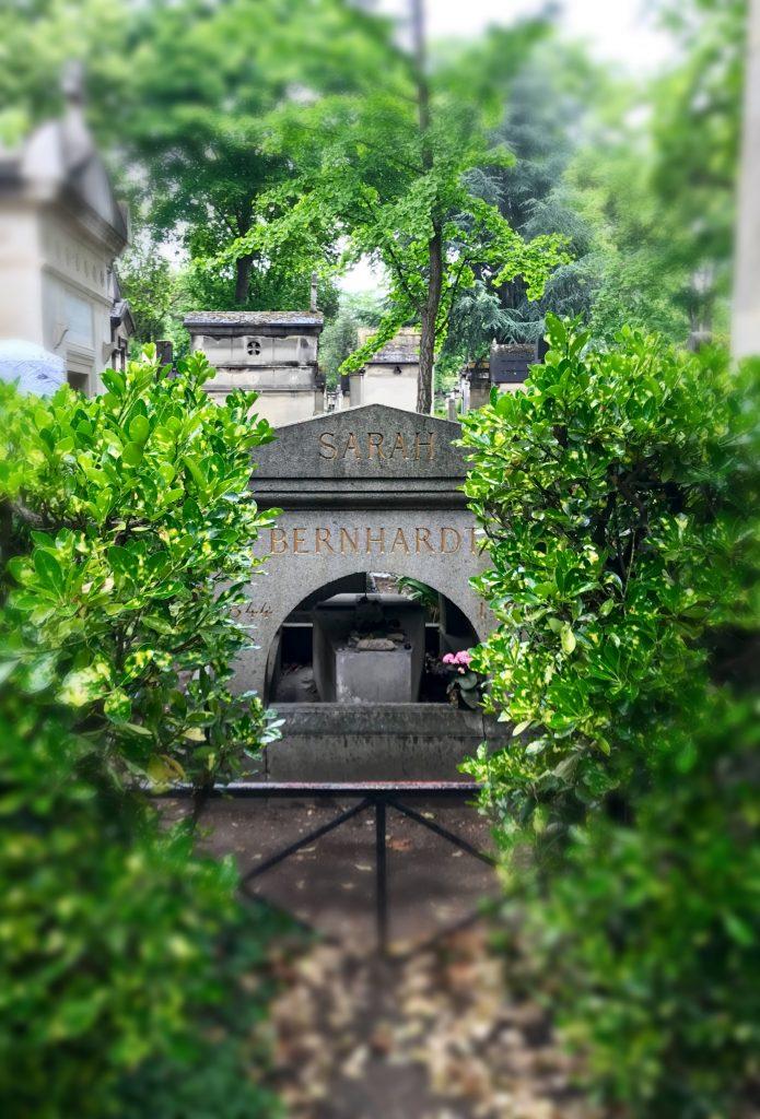 Tomba Sarah Bernhardt