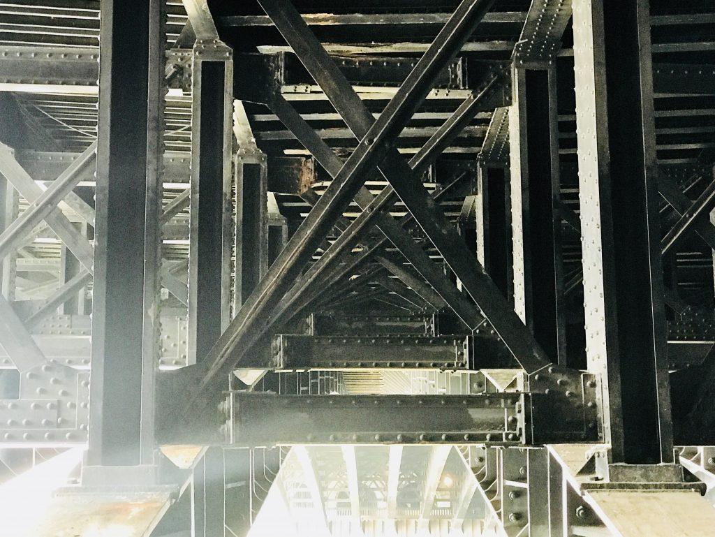 Ponte Alessandro III struttura