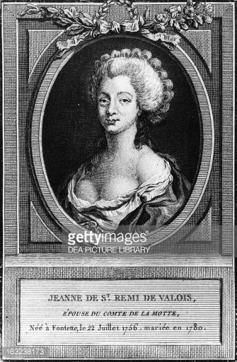 Jeanne de Valois de La Motte
