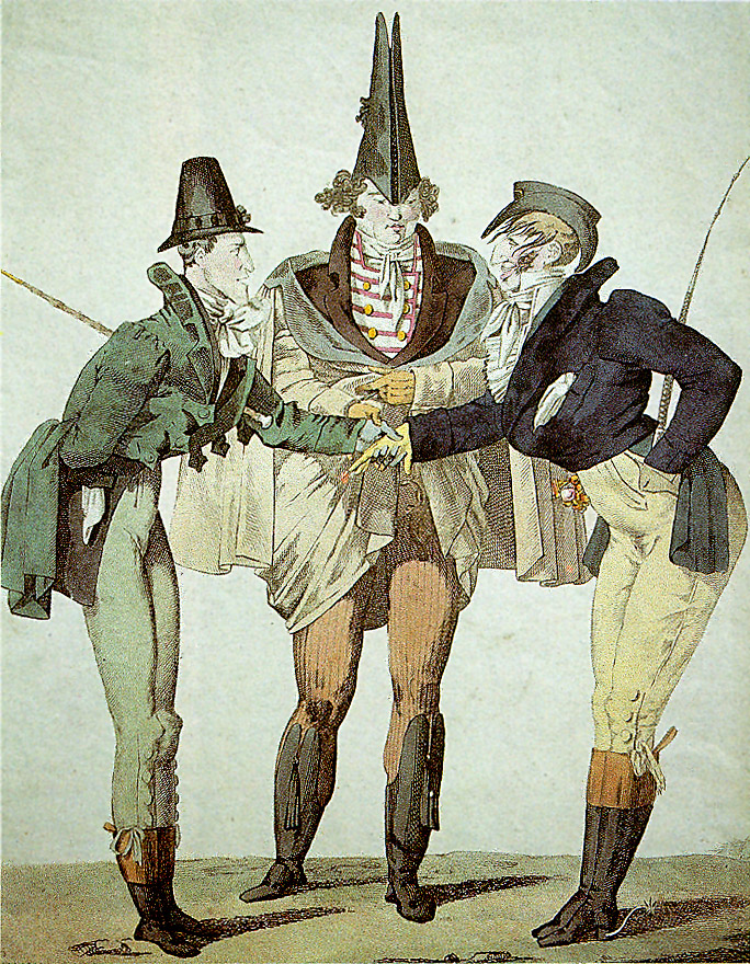 1802 Incroyables