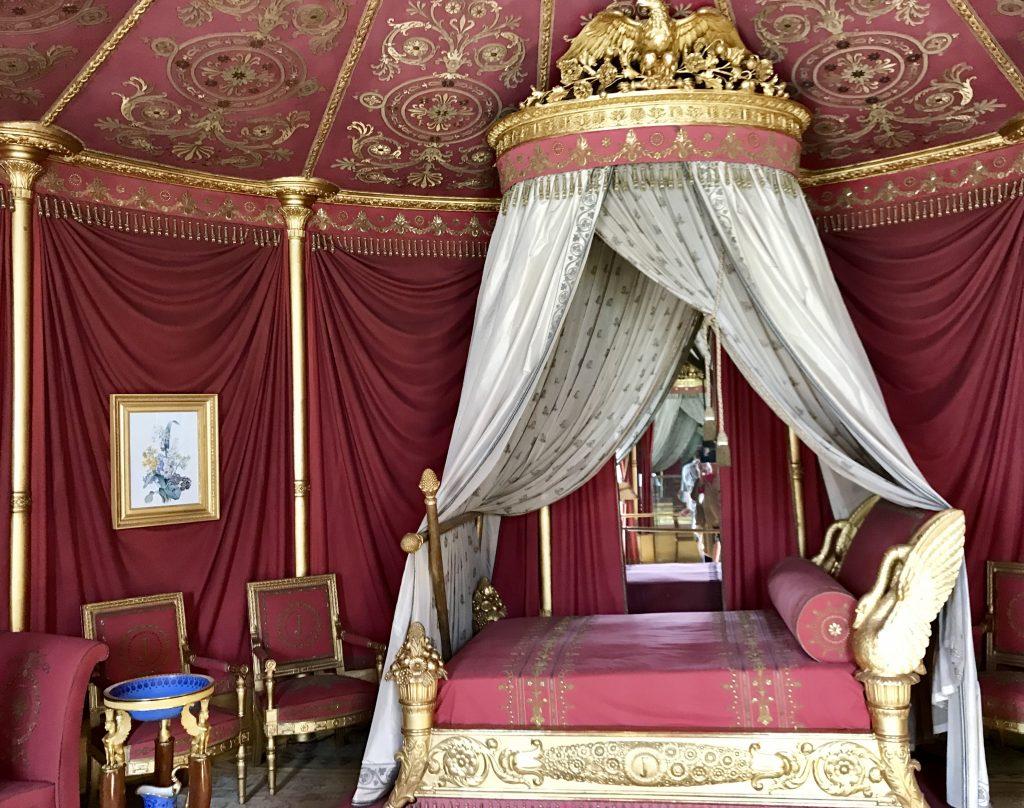 Camera da letto di Josephine
