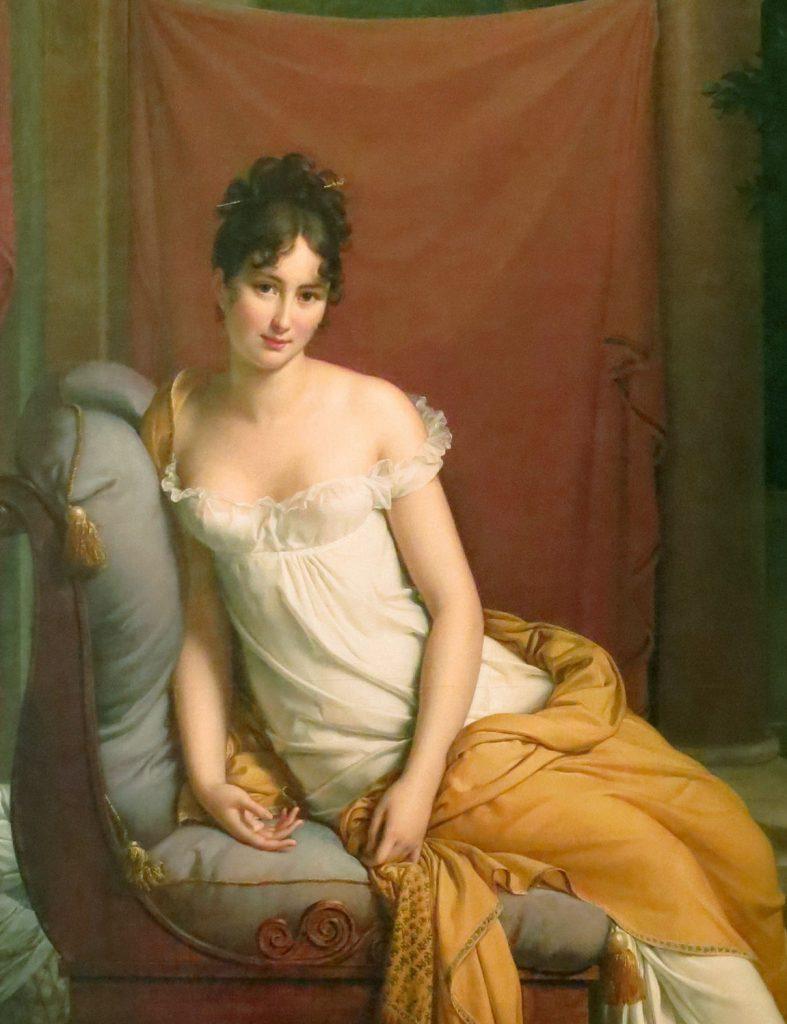Gérard, Madame Récamier