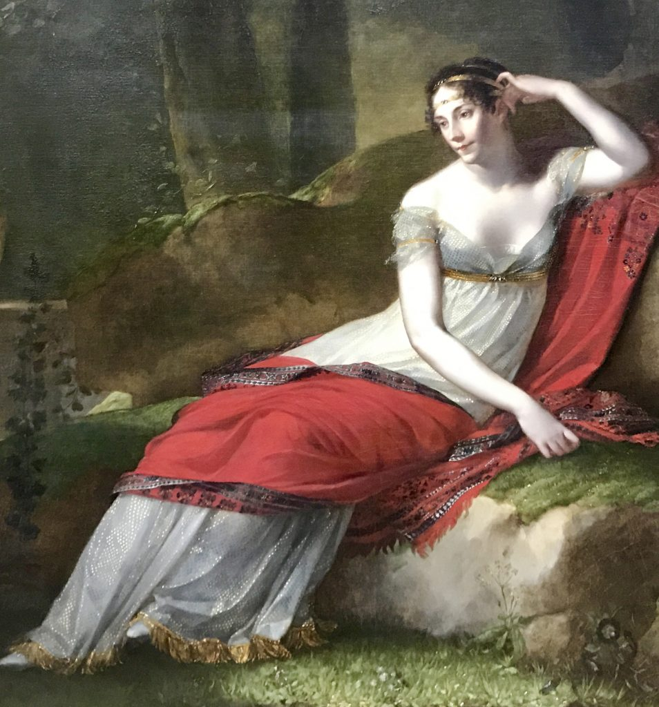 Vincent Pomarède, Josephine