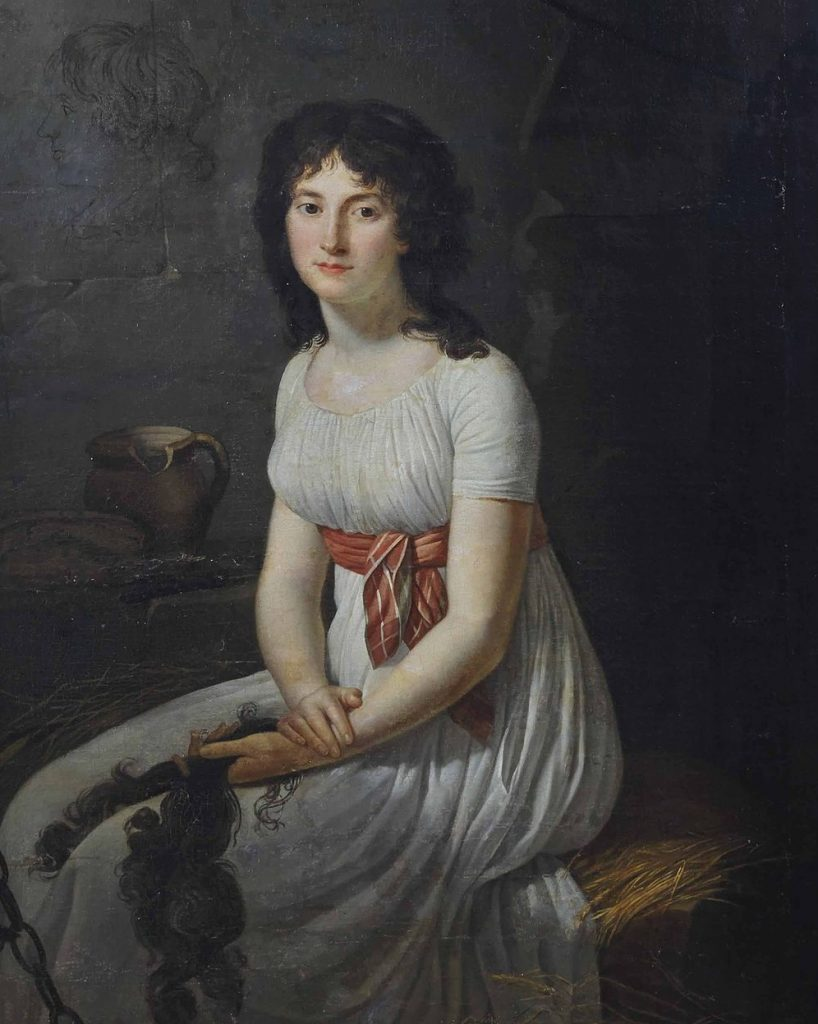 Tallien a la Force Jean-Louis Laneuville, 1796