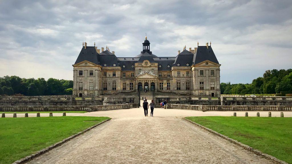 Château de Vaux-Le-Vicompte.