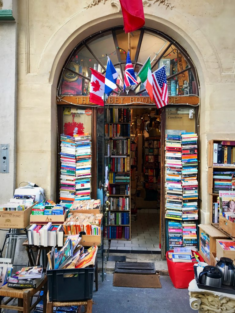 The Abbey Bookshop