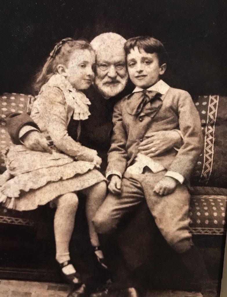 Hugo e nipoti