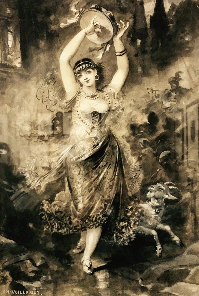 La danza di Esmeralda