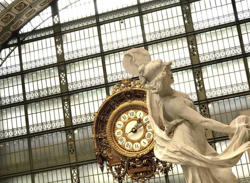 Orologio Orsay