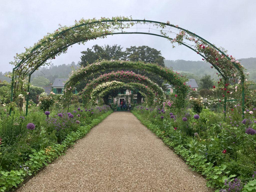 Giverny giardino