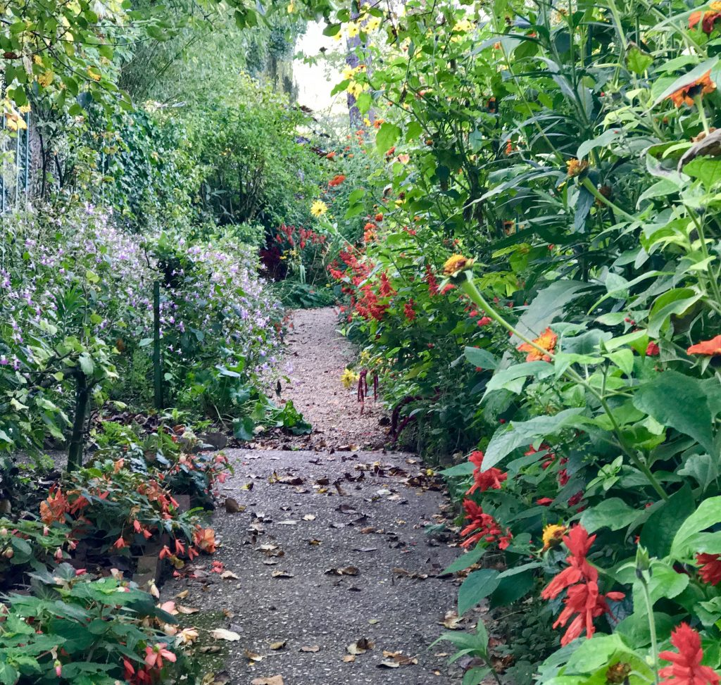 Giverny path