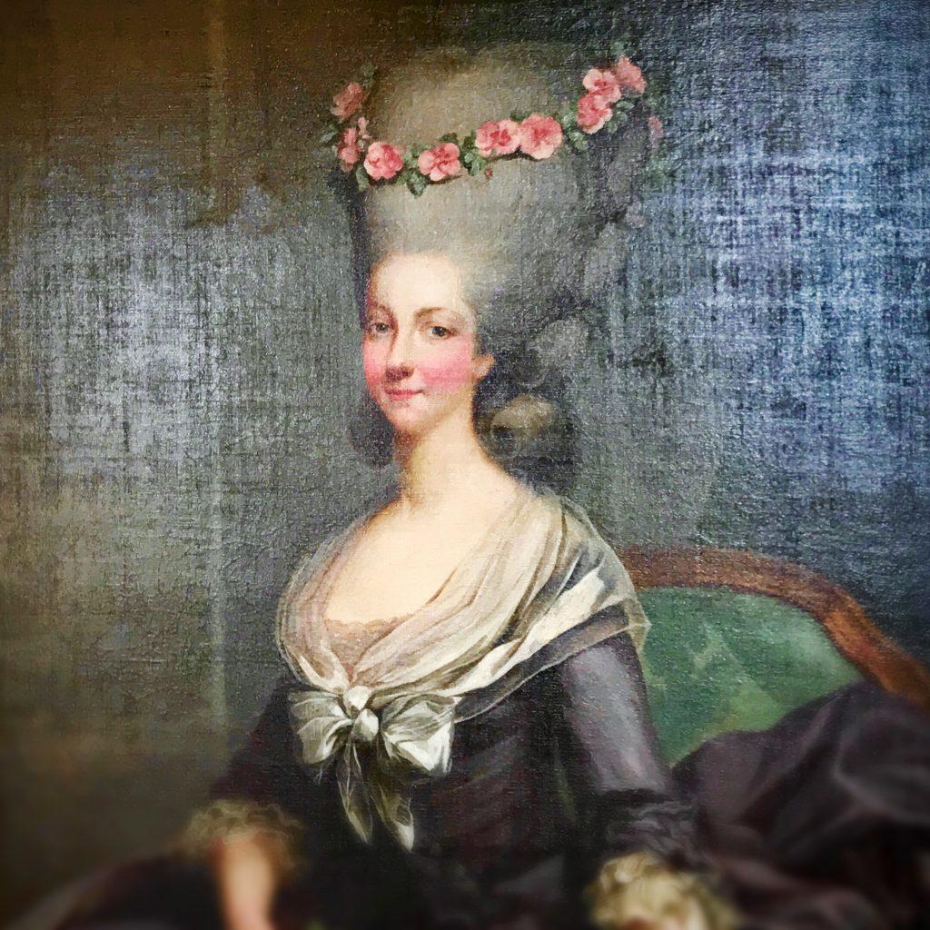 Maria-Teresa di Savoia Carignan, principessa di Lamballe