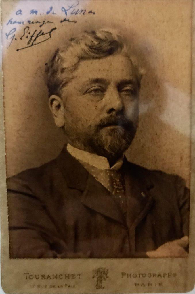 Gustave Eiffel 1889