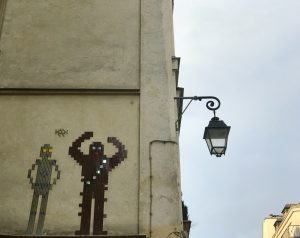 Invader Star Wars