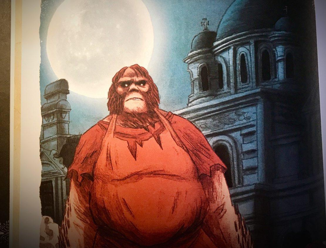 L'uomo rosso delle Tuileries