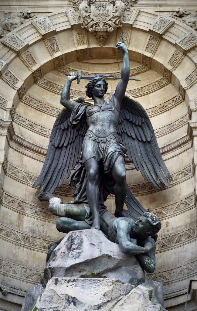 Fontana Saint-Michel